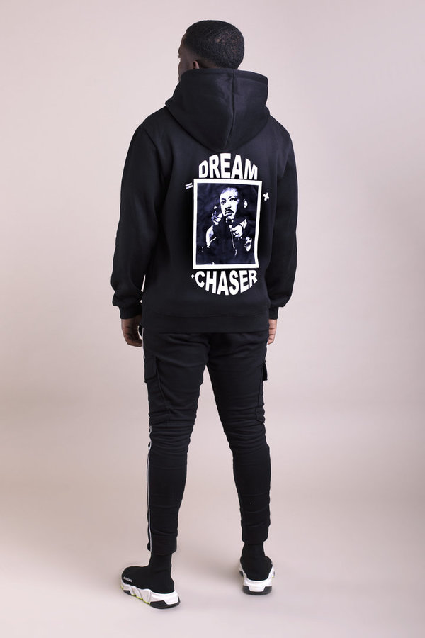 MAKEithappen Dreamchaser Hoody - Mighty Black