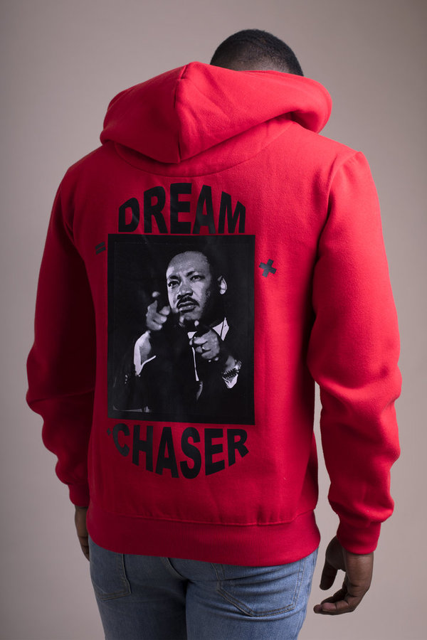 MAKEithappen Dreamchaser Hoody - Passion Red